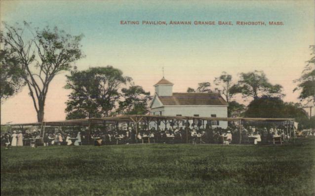Rehoboth Clam Bake 1910